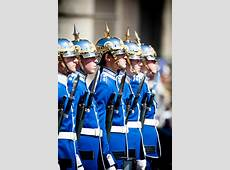 The Royal Guards Swedish Armed Forces