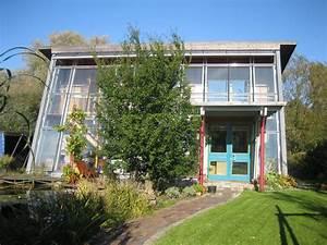 Haus Unter Straßenniveau : glashaus dorum architektur ~ Lizthompson.info Haus und Dekorationen