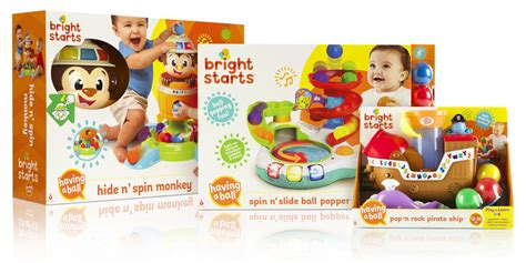 Brand New New Logos And Packaging For Baby Einstein And