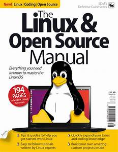 Linux And Open Source Manual Vol 28