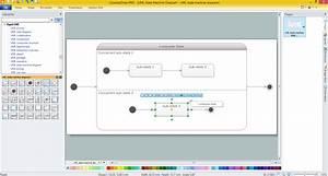Uml State Machine Diagram  Design Elements