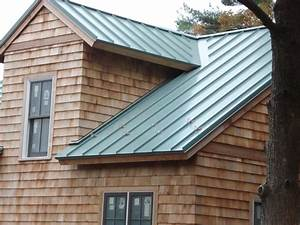 corrugated metal roofing vs standing seam pros cons With cupola on metal roof