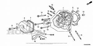 Honda Trash Pump Parts Diagram