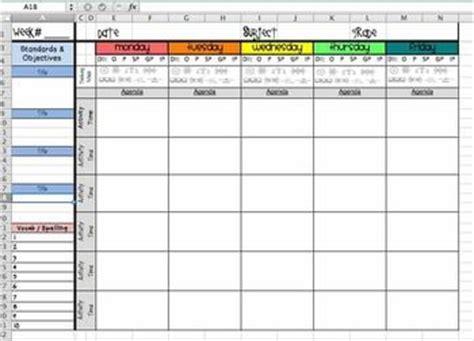 editable lesson plan template weekly editable lesson plan template new calendar template site