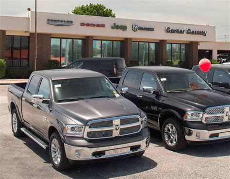 car dealer  ardmore carter county dodge