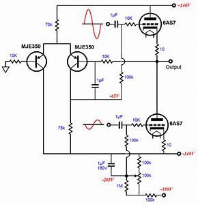 otl amplifier design With dc bias circuit