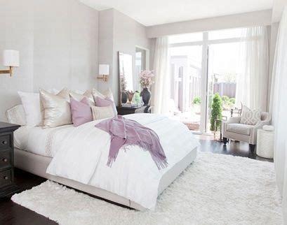 purple  white bedroom inspiration  colours