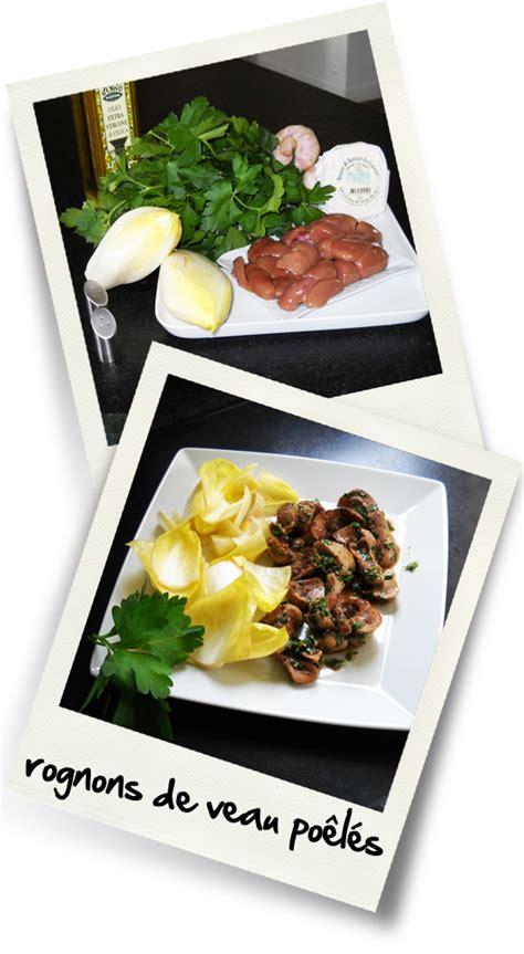 cuisine rognon rognon de veau poêle christiane cuisine