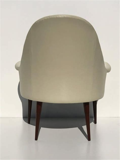 mid century scoop back lounge chair for sale at 1stdibs