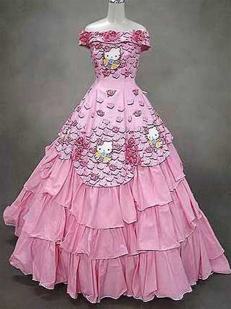 jjs blog  kitty wedding dress