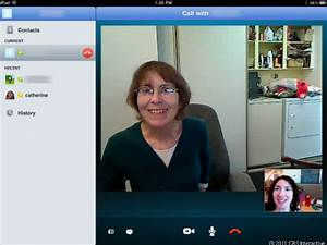 Closer Look at Skype for iPad, Drops Tuesday