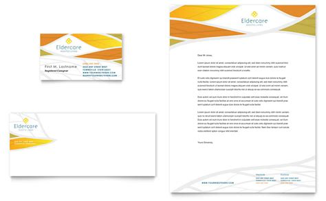 Assisted Living Business Card & Letterhead Template American Express Business Card Travel Insurance Benefits Send Electronic Iphone Template Epson Small Print Cards Free At Home Platinum What Is Etiquette