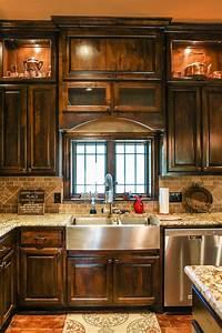 Rustic, Kitchen, Cabinet, Designs, 2021