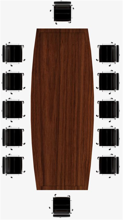 size chart diagram color flat wood conference table desk
