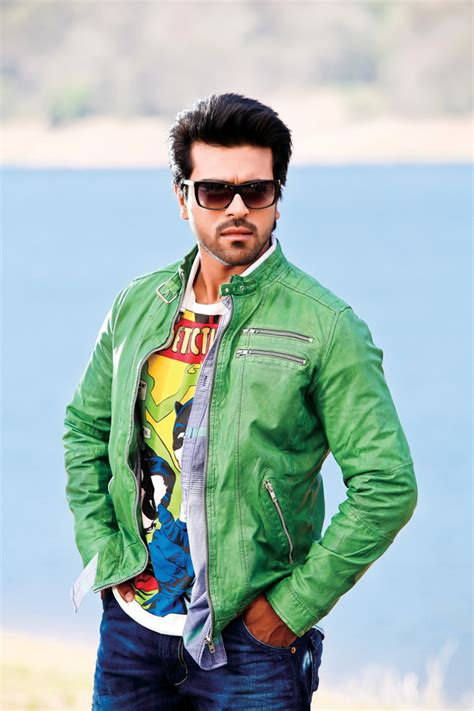 Cine Gossips Ram Charan's Racha Movie Stills