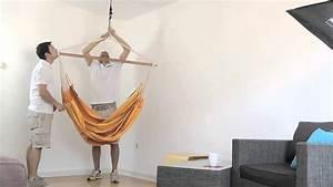 Chaise Suspendue Interieur : universal rope la siesta pour chaise hamac youtube ~ Teatrodelosmanantiales.com Idées de Décoration