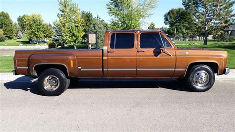chevy 4 door truck for 1976 1977 19781979 c k 2500 c3500 ck1500 crew cab chevy