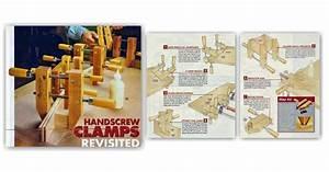 Using Hand Screw Clamp • WoodArchivist