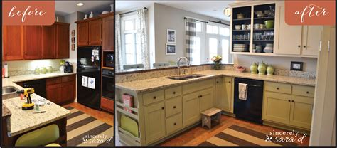 Painting Kitchen Cabinets With Chalk Paint