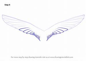 Learn How to Draw Unicorn Wings (Unicorns) Step by Step ...