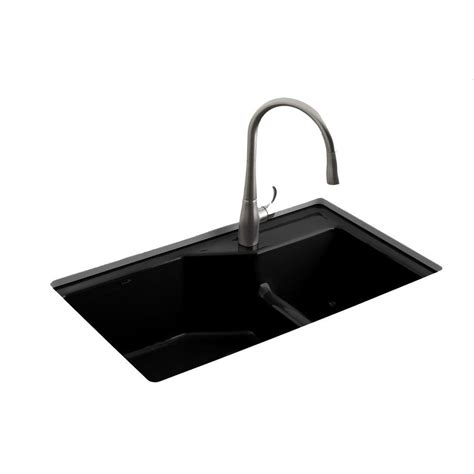 black kitchen sinks at home depot kitchen sinks at the home depot 9302