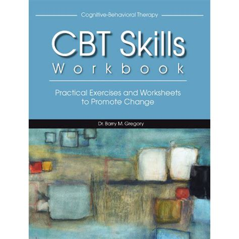 cbt skills workbook practical exercises  worksheets