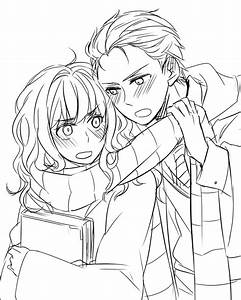 HP : Draco/Hermione by chino9150 on DeviantArt