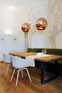 luminaire salle a manger bien eclairee salle a manger With salle a manger qui resonne