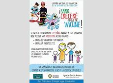 Campaña Nacional de Vacunación Municipalidad de la
