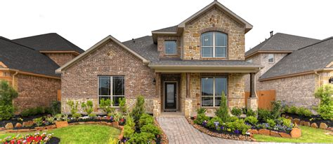 Home Design Plans Houston by Affordable New Homes In Houston Tx Legend Homes Houston