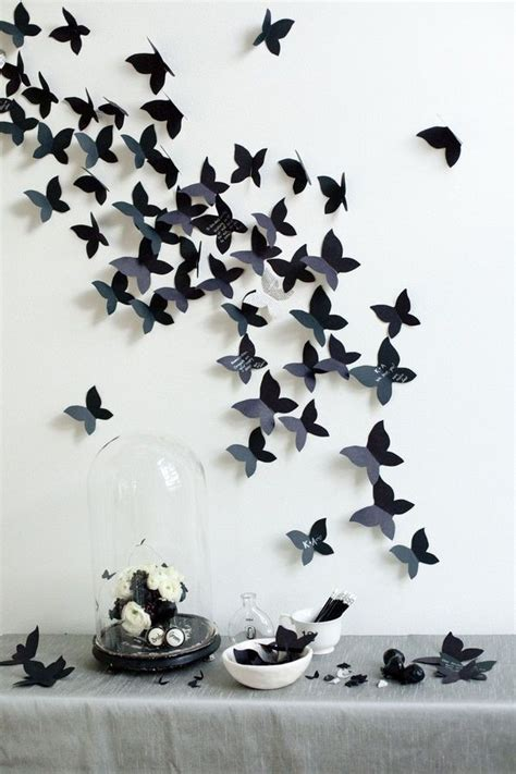 You will get 1 set of 3d mirror wall decor stickers including the phrase family where life begins and love never ends, 8 pieces of butterfly fun to diy decoration: The Butterfly Effect: 9 Ideas of Butterfly Wall Décor   Home Interior Design, Kitchen and ...