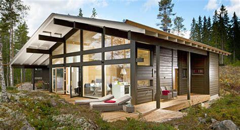 Günstige Holzhäuser Schlüsselfertig by Hytter Og Fritidsboliger Av Tre Polar Haus