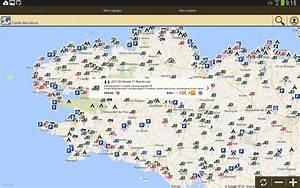 Camping Car Bretagne : park4night camping car van applications android sur google play ~ Medecine-chirurgie-esthetiques.com Avis de Voitures