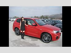New BMW X3 XDRIVE 28I M SPORT PACKAGE 20