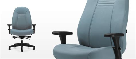 Obusforme Comfort Xl Heavy Duty Executive Chair