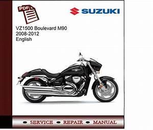 Suzuki Vz1500 Boulevard M90 2008