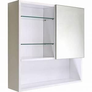 Armoire à Balai Leroy Merlin : armoire de toilette blanc cm simply leroy merlin ~ Dailycaller-alerts.com Idées de Décoration