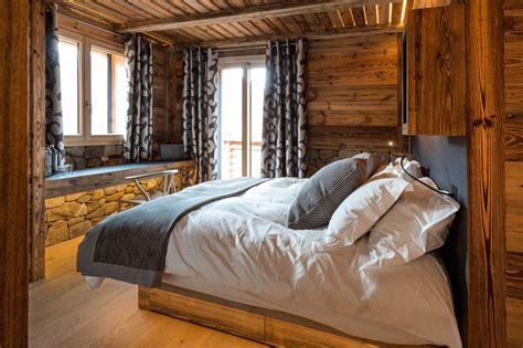 chambre chalet de luxe chalet montagnole serre chevalier 18 personnes