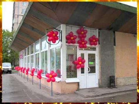balloon decoration ideas  wedding birthday holiday