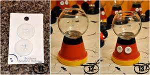 Minnie Mouse Decorations Baby Shower by Diy Mickey And Minnie Mouse Gumball Machines Sweets And