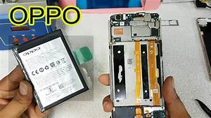 Oppo F1s Battery Replacement