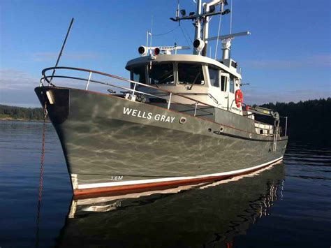 Yacht Boat Commercial by Commercial Fishing Boats For Sale California