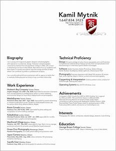 Resume Examples Templates Professional Graphic Design