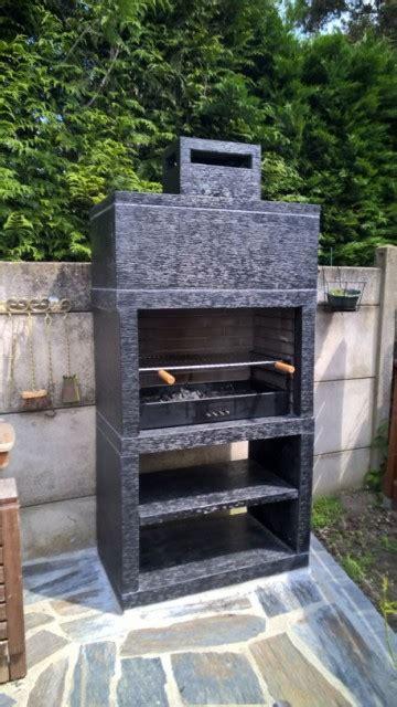 barbecue exterieur en barbecue moderne exterieur av25m