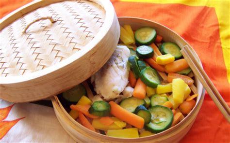recette dos de cabillaud vapeur  legumes croquants au
