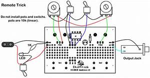 Actual Wiring Diagram
