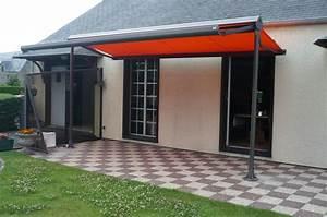 Store électrique Terrasse : pose de stores de terrasse menuiserie sylvain perr e ~ Premium-room.com Idées de Décoration