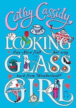 glass girl  cathy cassidy