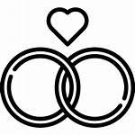 Ring Icon Rings Icons Trauung Svg Flaticon