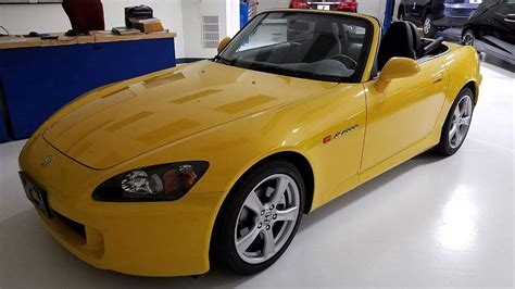 This 2008 Honda S2000 Isn't a Car, It's a 2,000-Mile Time ...